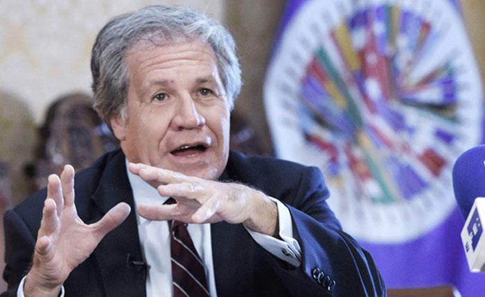 Almagro pone a prueba a los presidentes, por Asdrúbal Aguiar