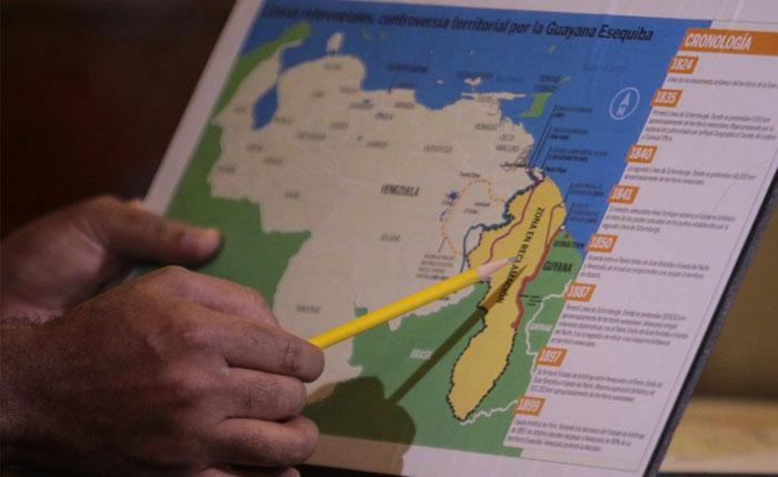 Guyana y Venezuela deben justificar por escrito su disputa por el Esequibo