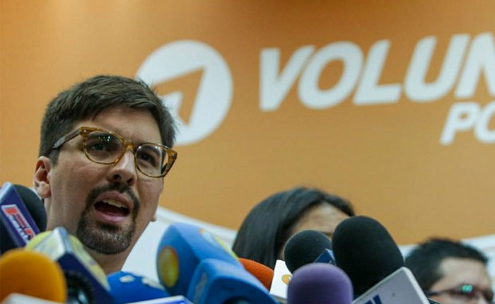 Voluntad Popular presenta su postura ante elecciones regionales, CNE y foco de lucha