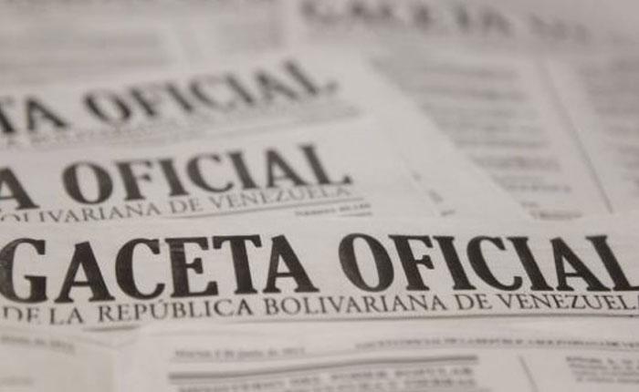 En Gaceta Oficial corrigen precio de harina panadera tras acuerdo de 25 artículos