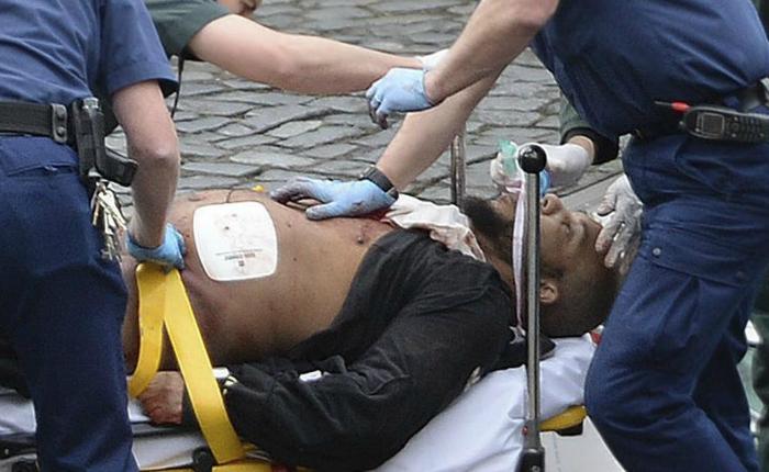 Khalid Massod, el británico de 52 años autor del atentado en Londres