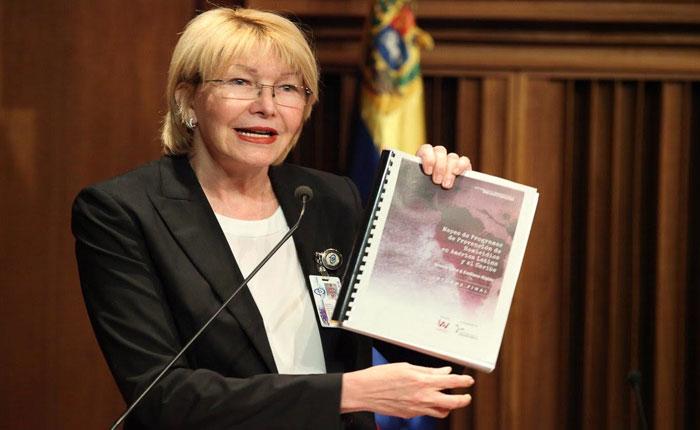 Fiscal General ofreció recomendaciones para la prevención de homicidios