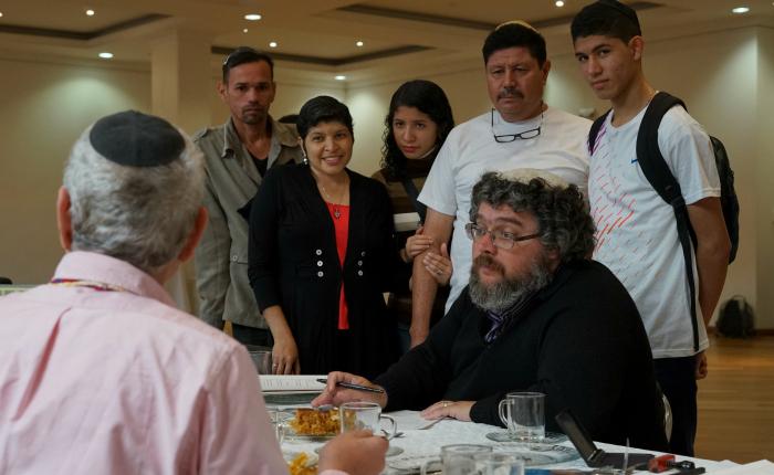 Tras años de intentos, nueve judíos venezolanos lograron emigrar a Israel