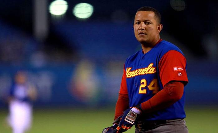 Venezuela depende de otros equipos en el Clásico y de paso tiene a Cabrera lesionado
