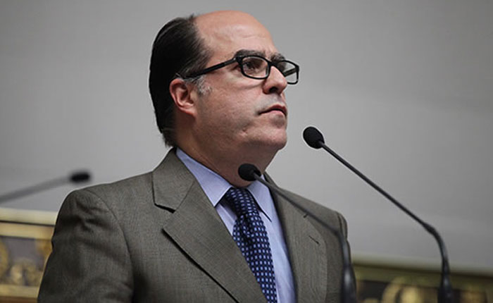 Julio Borges: Es ilegal presentar la Ley de Presupuesto ante la ANC