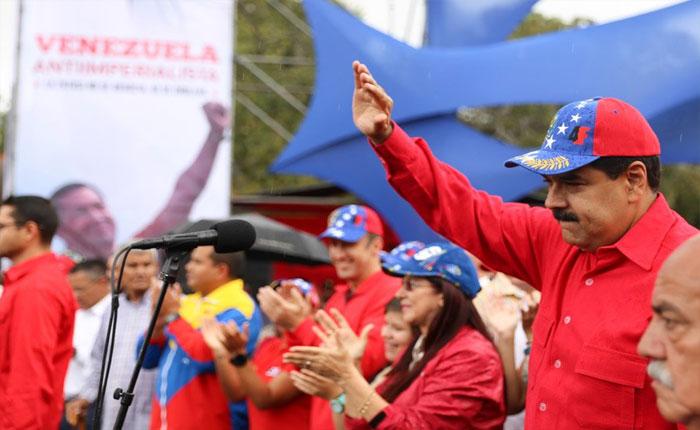 Maduro entregará hoy en el CNE solicitud de bases comiciales de la Constituyente