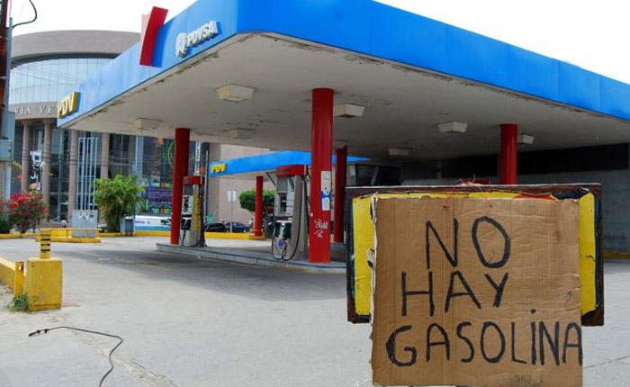 El Tiempo Colombia: Venezuela, la potencia petrolera que no tiene gasolina