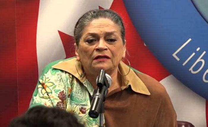 Le tocó a Soledad Bravo ser víctima de la delincuencia