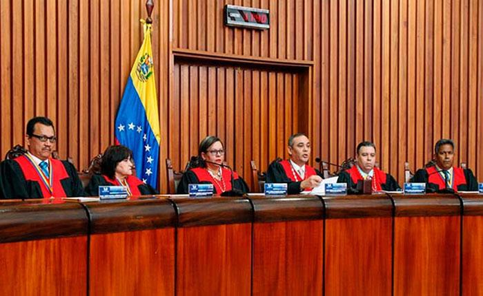 TSJ solicita a Maduro proponer en la OEA remoción de Luis Almagro