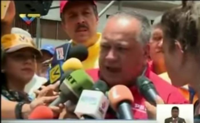 Las frases incendiarias que revelan la vocación violenta de líderes del chavismo