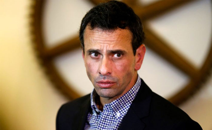 Contraloría inhabilita a Henrique Capriles Radonski por 15 años