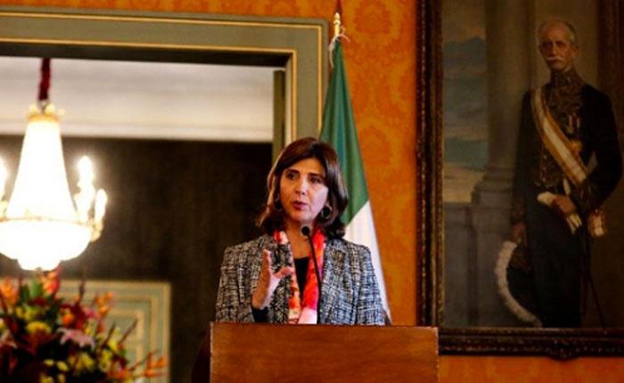 Canciller Holguín evaluará los hechos armados ocurridos en la frontera colombo-venezolana
