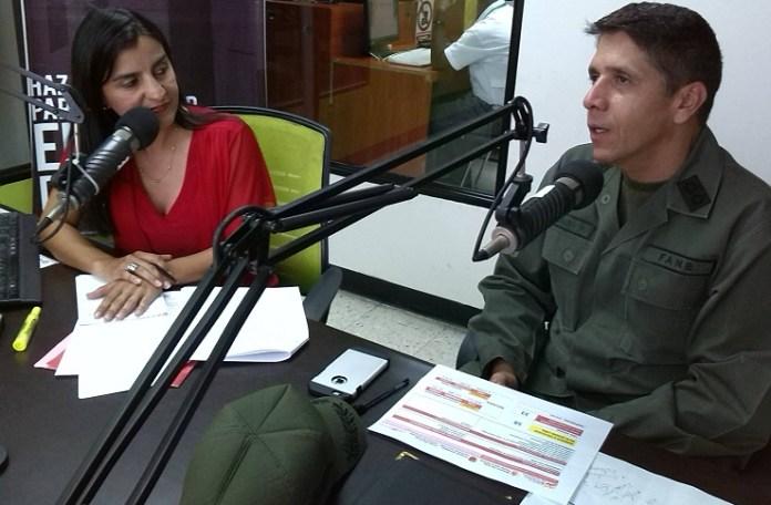 Comandante de la Zodi en Lara admite que colectivos trabajan con la GNB