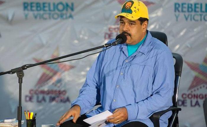 Maduro pidió investigar a Twitter de Venezuela por suspensión de cuentas