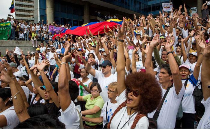 ManifestacionesVenezuela2017