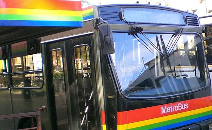 Metro de Caracas mantiene suspendido el servicio de ocho rutas de Metrobús