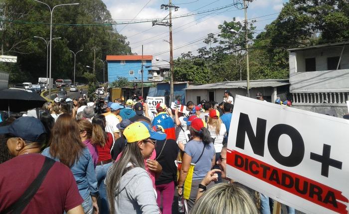 11 países de la región piden al gobierno impedir cualquier acción violenta contra manifestantes