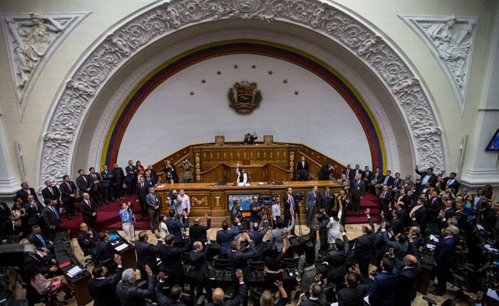 Parlamento rechazó golpe de Estado e inició procedimiento para remover magistrados del TSJ