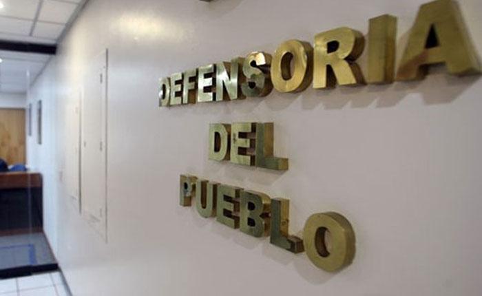 Defensor del Pueblo renuncie, por Carlos Nieto Palma