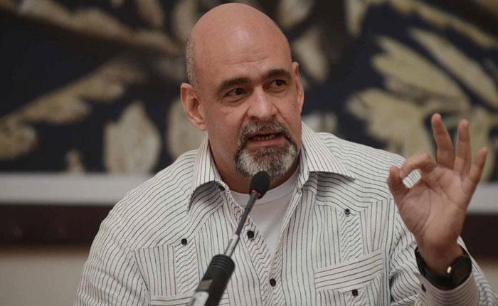 Francisco Ameliach: Daniel Queliz recibió el disparo de un arma de PoliCarabobo