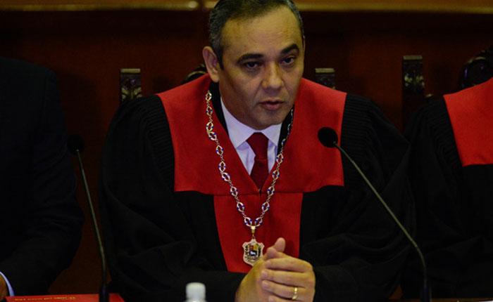 PERFIL Maikel Moreno, presidente del TSJ sancionado por el gobierno de Estados Unidos
