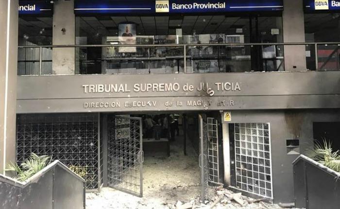 Maikel Moreno decidió mudar sede de Dirección Ejecutiva de la Magistratura