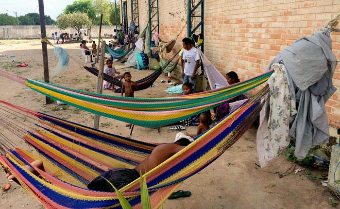 Human Rights Watch: Se quintuplicó número de venezolanos que emigran a Brasil