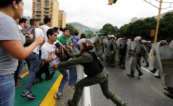 ONU investigará las violaciones derechos humanos en Venezuela