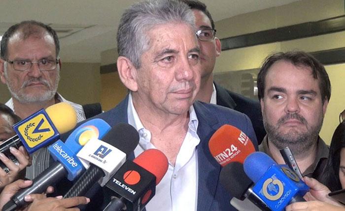 Alcalde larense Alfredo Ramos denuncia que oficialismo interpuso amparo para destituirlo