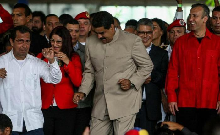 InSight Crime: Gobierno de Maduro fortalece sus nexos criminales