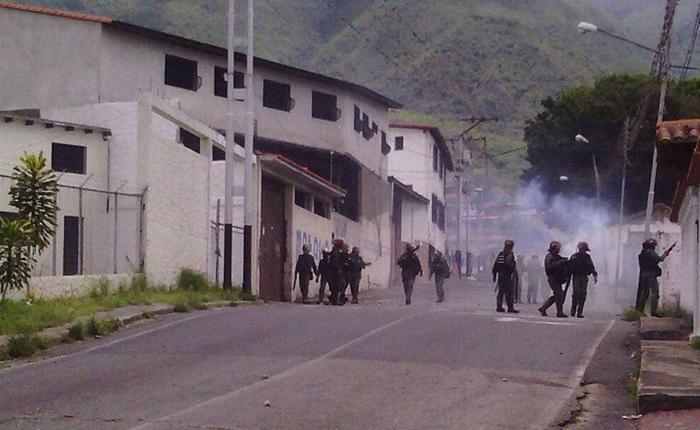 Murió Luis Gutiérrez en Mérida tras haber sido herido de bala durante protesta