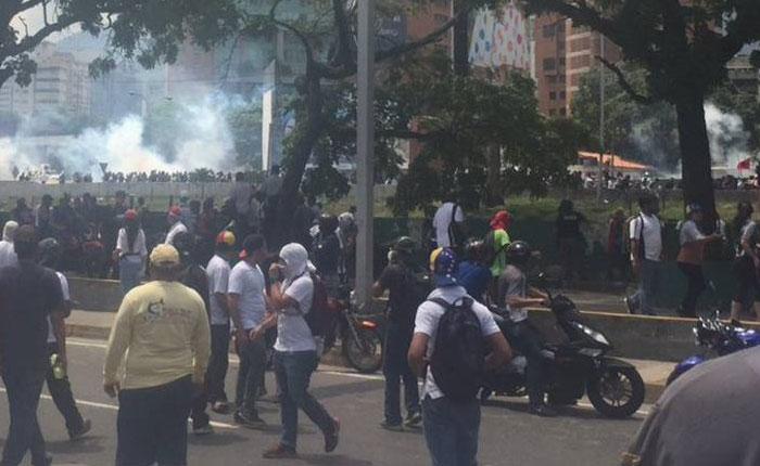 Menor de edad fue asesinado durante protesta en Las Mercedes