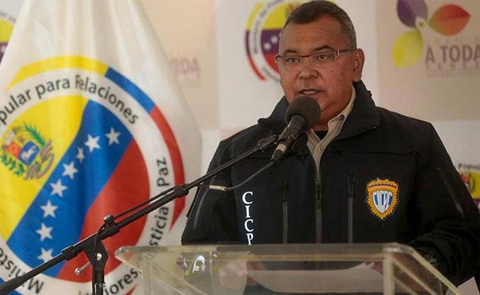 Sin hacer experticias, Reverol maneja hipótesis de sicariato en asesinato de juez Moncada