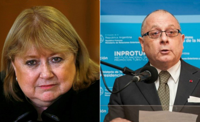 Susana Malcorra renuncia a la Cancillería argentina y la reemplaza Jorge Fauri