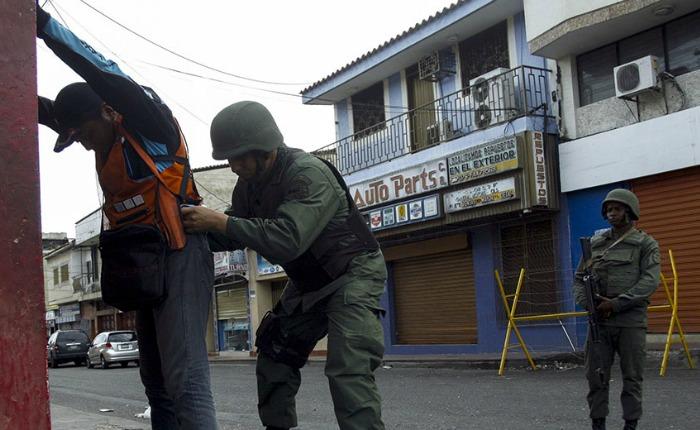 ¿Venezuela está a punto de toque de queda?