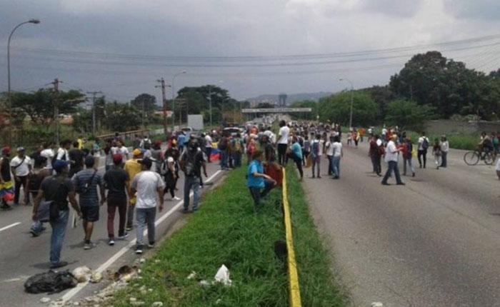 Liberaron a 19 manifestantes en Carabobo con medida de prohibición para protestar
