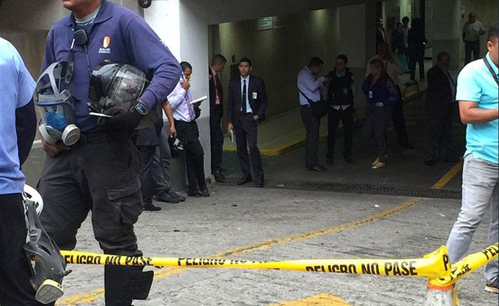 Murió menor de edad herido de bala durante manifestación en Altamira
