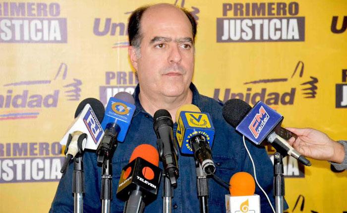 Julio Borges: