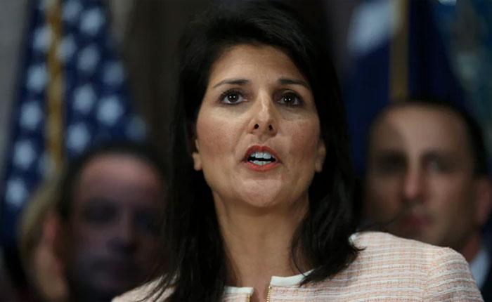 """EEUU presiona en la ONU para aislar al """"régimen corrupto"""" de Maduro"""