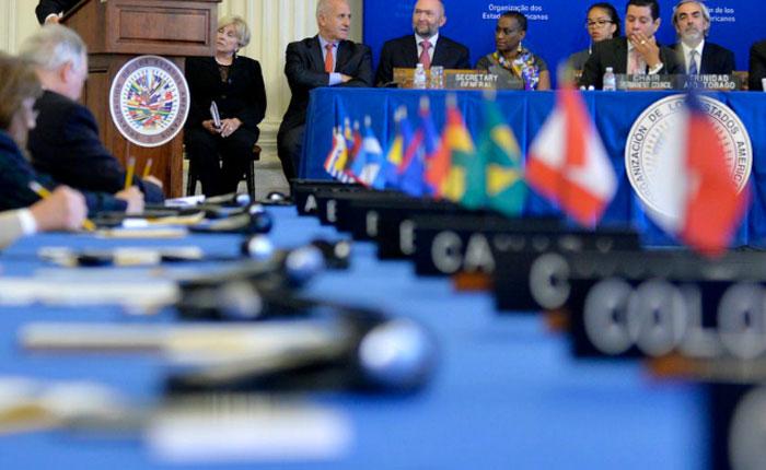 OEA volverá a reunirse este miércoles para tratar tema de Venezuela