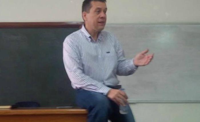 Académicos se pronuncian en contra de la detención arbitraria del profesor Jorge Machado