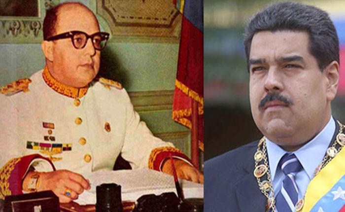 La onda represiva de Maduro dejó en pañales a la de Pérez Jiménez