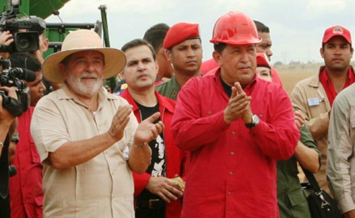 reunion-trimestral-lula-y-chavez-brasil-venezuela-2