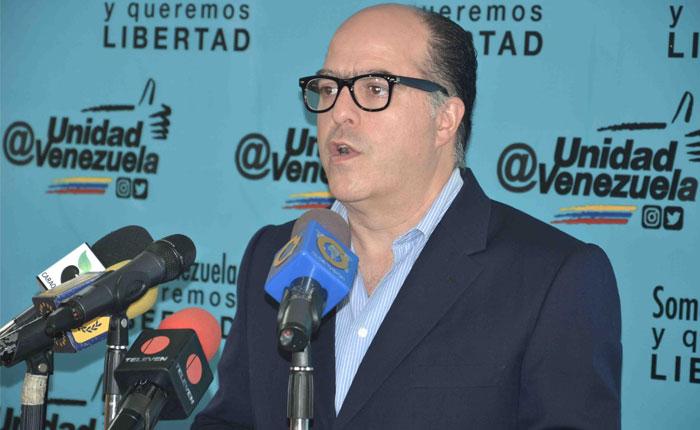 Borges dice que CNE anunciará que votaron 8,5 millones de personas #30Jul