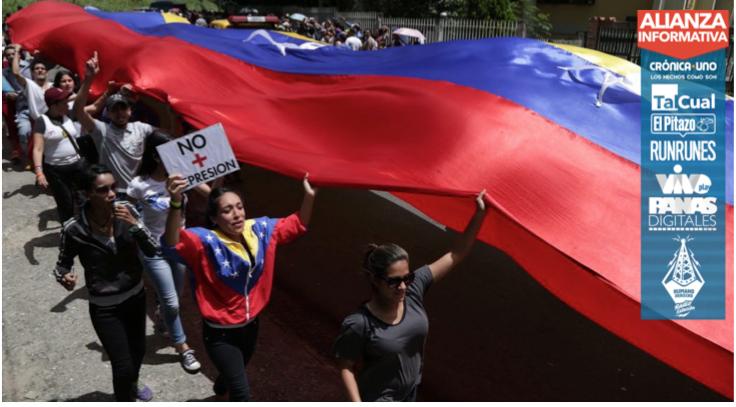 Caricuao y Antímano desbordados por la participación en la Consulta Popular