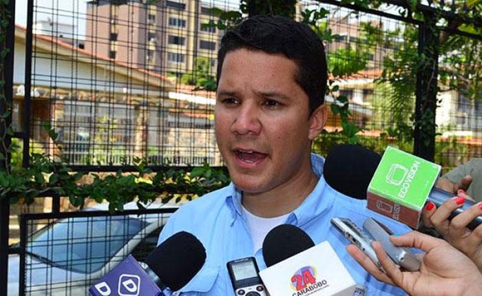 Tribunal militar privó de libertad a Carlos Graffe y lo envió a Ramo Verde