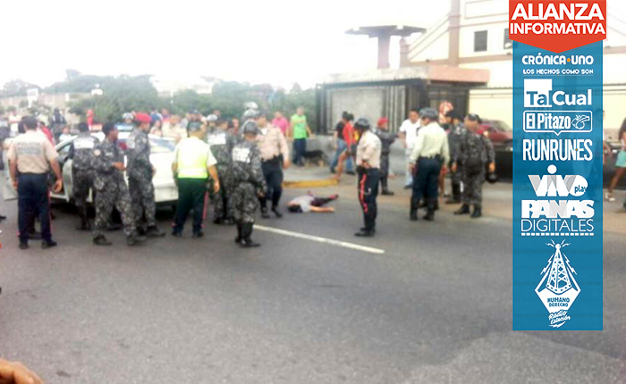 Muere mujer por ataque de colectivos durante consulta popular en Catia