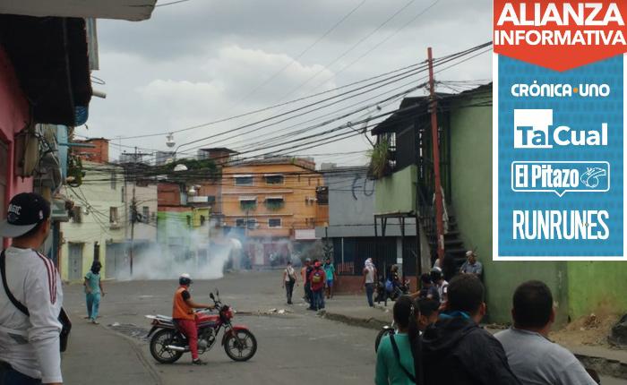Protestas nocturnas en barrios caraqueños: una lectura obligada para la MUD
