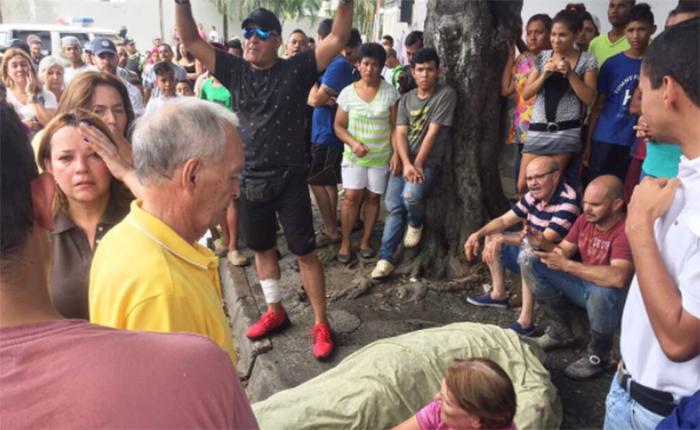 Hombre que colaboraba con manifestantes es asesinado en Naguanagua
