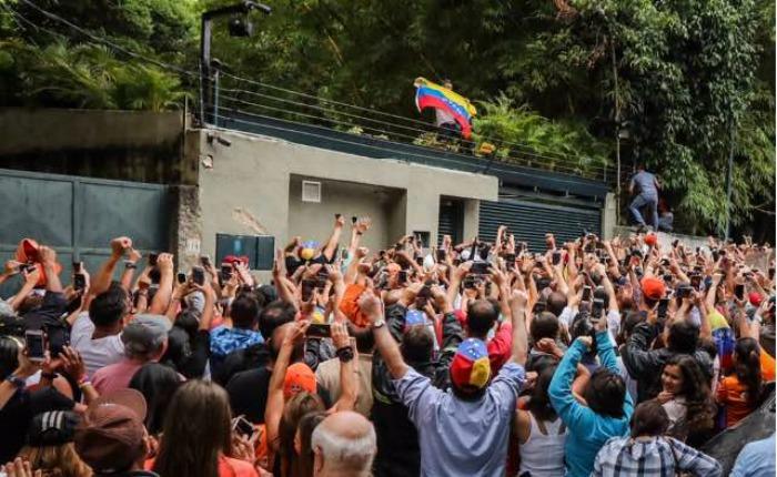 ONU considera que arresto domiciliario de Leopoldo López es un paso inicial